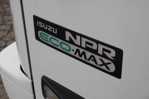 2011 Isuzu NPR-HD
