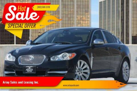 2009 Jaguar XF for sale at Ariay Sales and Leasing Inc. in Denver CO