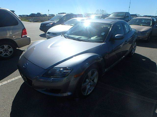 2005 Mazda RX 8 For Sale At Exotic Motors Imports LLC In Redmond WA