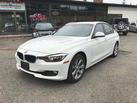 2013 BMW 3 Series for sale at Exotic Motors in Redmond WA