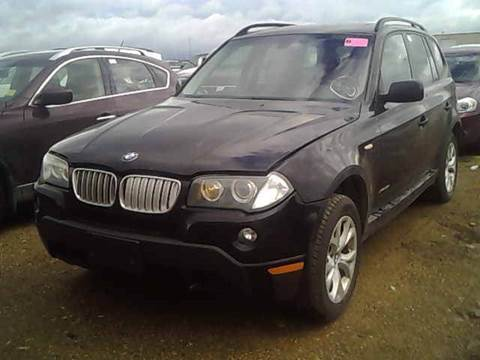 2009 BMW X3 for sale at Exotic Motors in Redmond WA