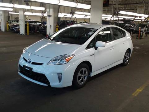 2013 Toyota Prius for sale at Exotic Motors in Redmond WA