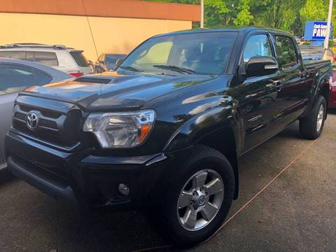 2012 Toyota Tacoma for sale at Exotic Motors in Redmond WA