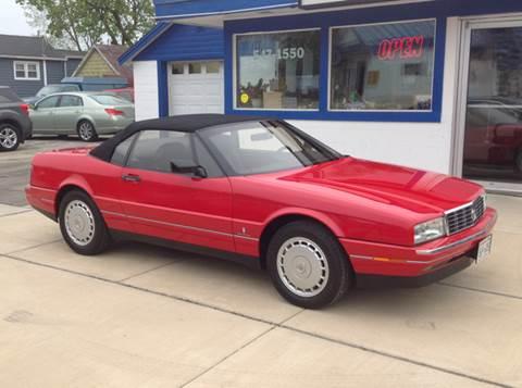 1992 Cadillac Allante for sale in Waukesha, WI