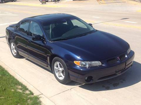 2001 Pontiac Grand Prix for sale at Sindic Motors in Waukesha WI
