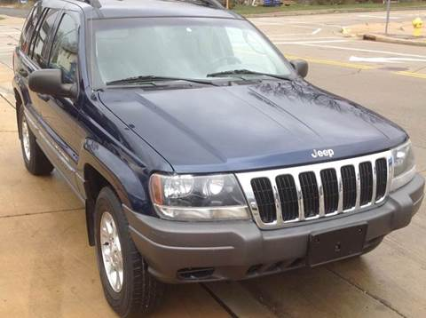 2002 Jeep Grand Cherokee for sale at Sindic Motors in Waukesha WI