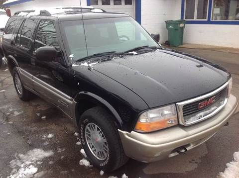 2000 GMC Jimmy for sale at Sindic Motors in Waukesha WI