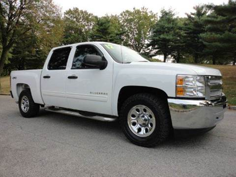2012 Chevrolet Silverado 1500 for sale at RT 130 Motors in Burlington NJ