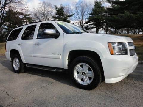 2007 Chevrolet Tahoe for sale at RT 130 Motors in Burlington NJ