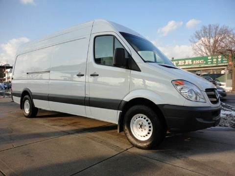 2012 Mercedes-Benz Sprinter Cargo for sale at RT 130 Motors in Burlington NJ