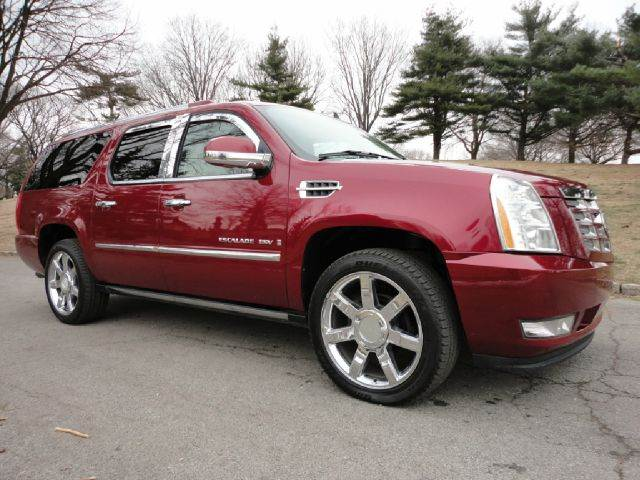 2008 Cadillac Escalade Esv Esv Navi Rear Entertainment In