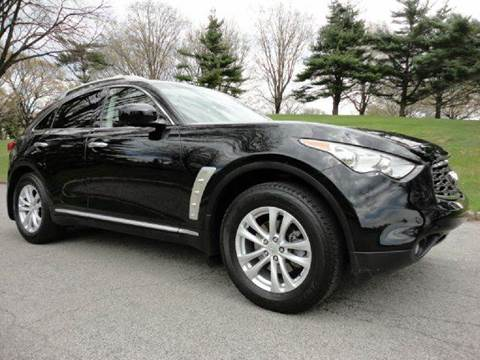 2009 Infiniti FX35 for sale at RT 130 Motors in Burlington NJ