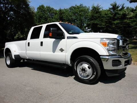 2014 Ford F-350 for sale at RT 130 Motors in Burlington NJ