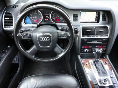 2010 Audi Q7 3 6 Quattro Premium Plus Awd 4dr Suv In