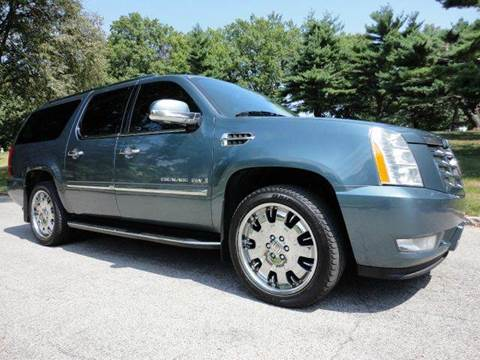 2009 Cadillac Escalade ESV for sale at RT 130 Motors in Burlington NJ