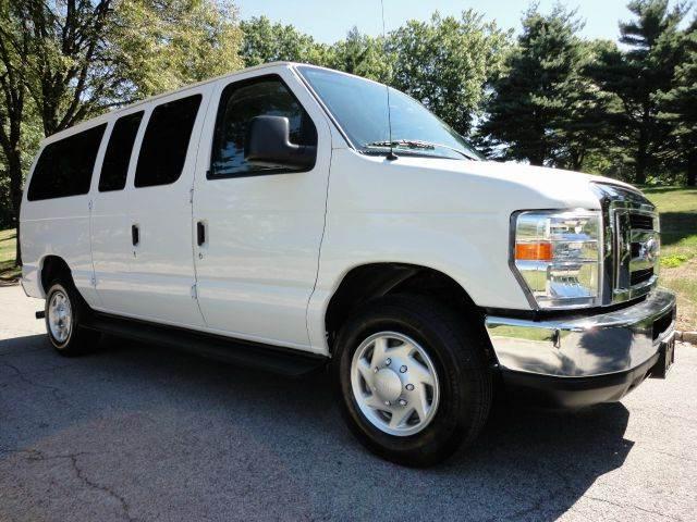 2014 Ford E-Series Wagon for sale at RT 130 Motors in Burlington NJ