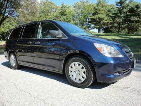 2007 Honda Odyssey for sale at RT 130 Motors in Burlington NJ