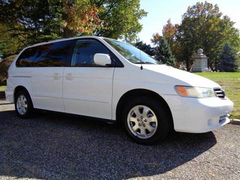 2004 Honda Odyssey for sale at RT 130 Motors in Burlington NJ