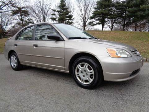 2001 Honda Civic for sale at RT 130 Motors in Burlington NJ