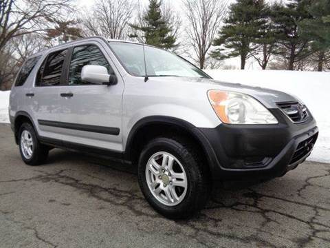 2002 Honda CR-V for sale at RT 130 Motors in Burlington NJ