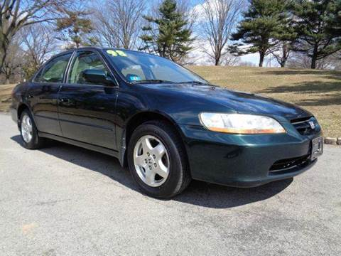 1998 Honda Accord for sale at RT 130 Motors in Burlington NJ