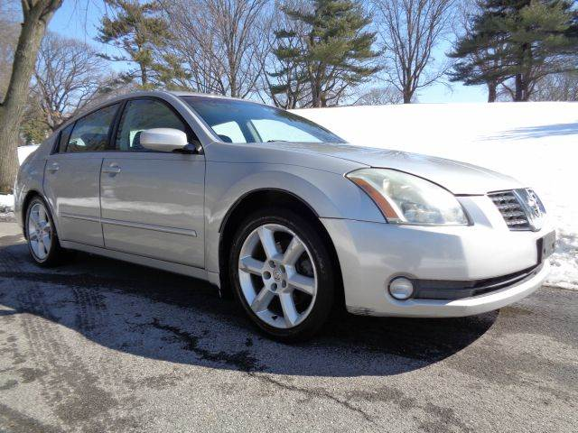 2004 Nissan Maxima 35 Se 4dr Sedan In Burlington Nj Rt 130 Motors
