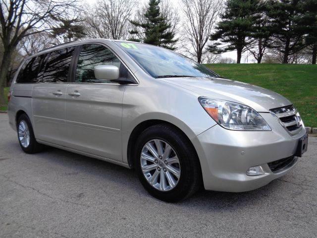 2007 Honda Odyssey Touring W/Navi W/DVD 4dr Minivan W/DVD