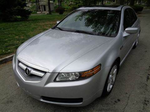 2004 Acura TL for sale at RT 130 Motors in Burlington NJ