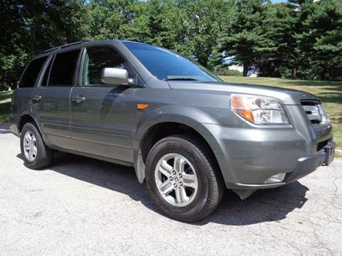 2008 Honda Pilot for sale at RT 130 Motors in Burlington NJ