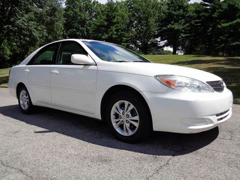 2004 Toyota Camry for sale at RT 130 Motors in Burlington NJ