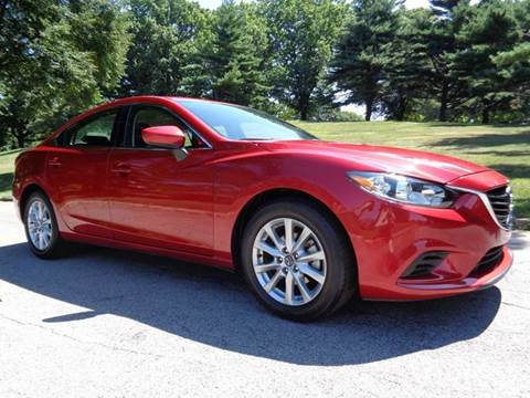 2016 Mazda MAZDA6 for sale at RT 130 Motors in Burlington NJ