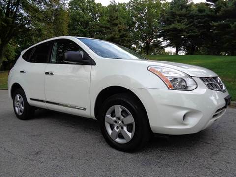 2012 Nissan Rogue for sale at RT 130 Motors in Burlington NJ