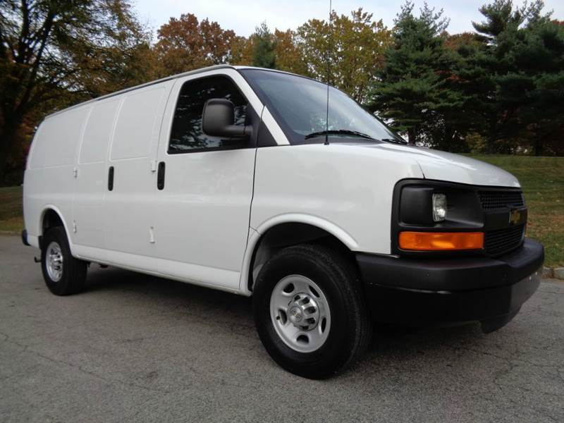 2015 Chevrolet Express Cargo for sale at RT 130 Motors in Burlington NJ
