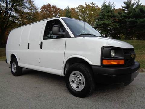 2015 Chevrolet Express Cargo for sale at RT 130 Motors in Burlington NJ