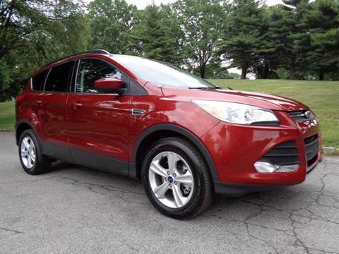2016 Ford Escape for sale at RT 130 Motors in Burlington NJ