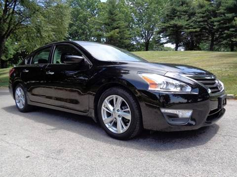 2013 Nissan Altima for sale at RT 130 Motors in Burlington NJ