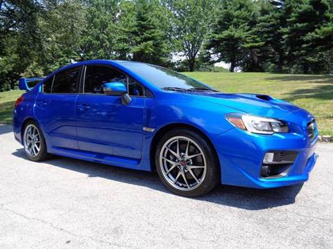 2015 Subaru WRX for sale at RT 130 Motors in Burlington NJ