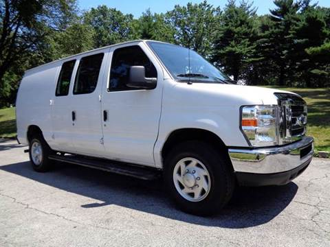 2009 Ford E-Series Cargo for sale at RT 130 Motors in Burlington NJ