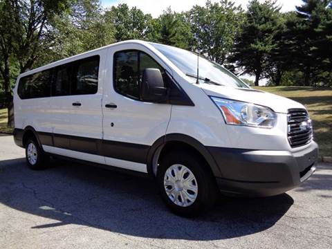 2016 Ford Transit Wagon for sale at RT 130 Motors in Burlington NJ