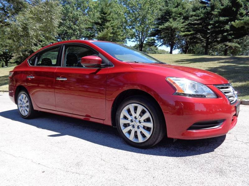 2013 Nissan Sentra SV 4dr Sedan In Burlington NJ - RT 130 ...
