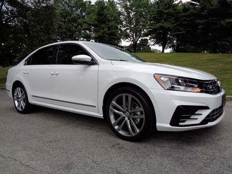 2016 Volkswagen Passat for sale at RT 130 Motors in Burlington NJ