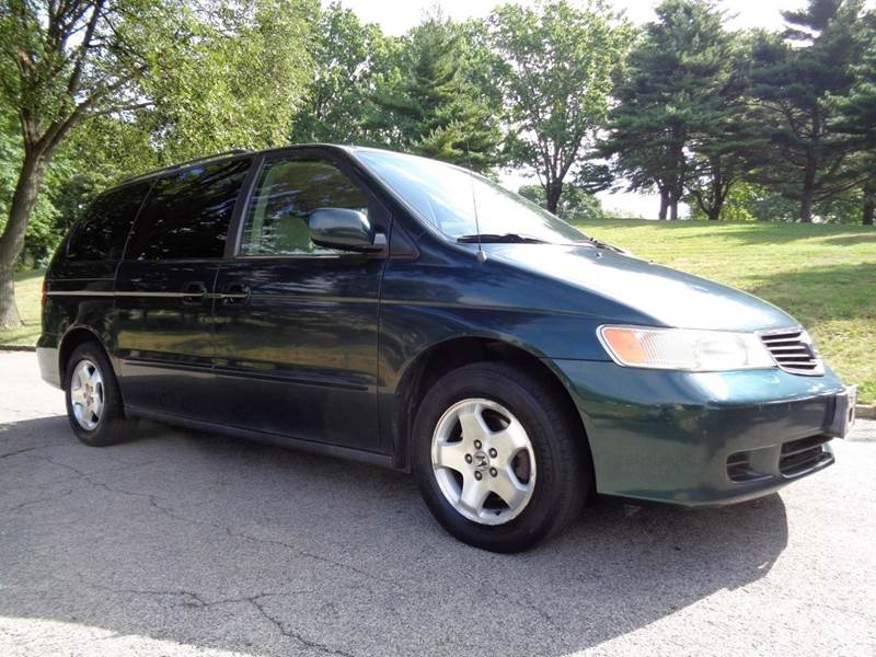 2001 Honda Odyssey Ex 4dr Mini Van In Burlington Nj Rt