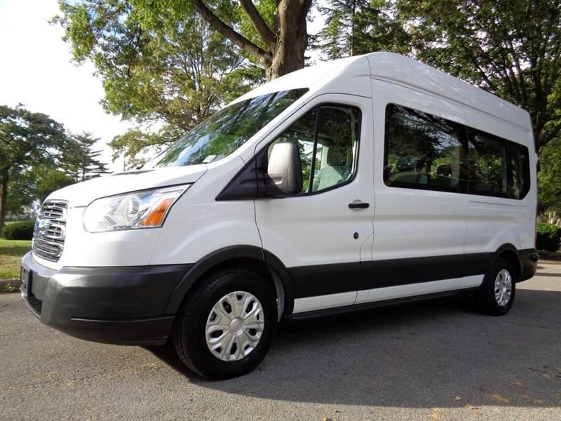 2016 ford transit wagon 350 xlt 3dr lwb high roof passenger van w sliding passenger side door in. Black Bedroom Furniture Sets. Home Design Ideas