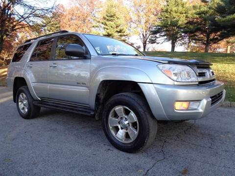 2003 Toyota 4Runner for sale at RT 130 Motors in Burlington NJ