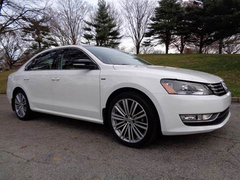 2015 Volkswagen Passat for sale at RT 130 Motors in Burlington NJ