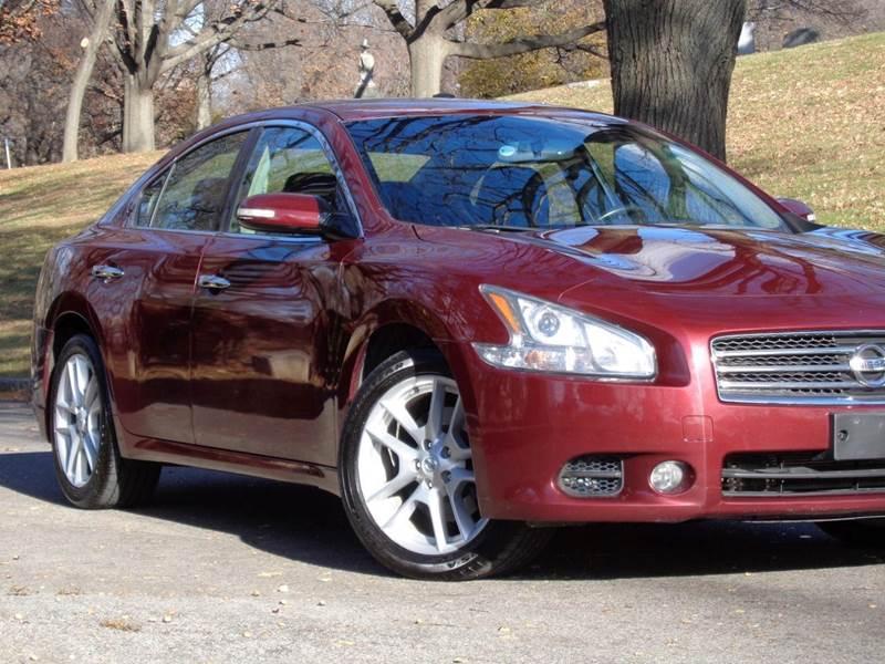2011 Nissan Maxima 3 5 Sv 4dr Sedan In Burlington Nj Rt