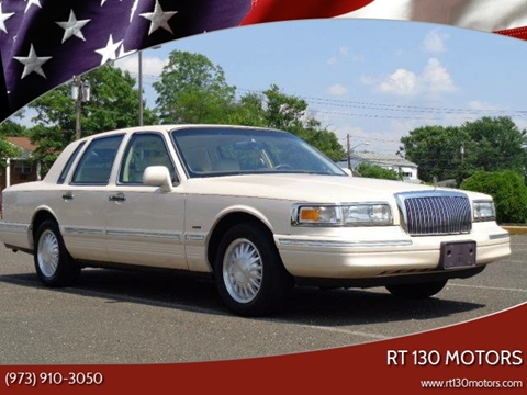 1997 Lincoln Town Car For Sale In Belleville Il Carsforsale Com