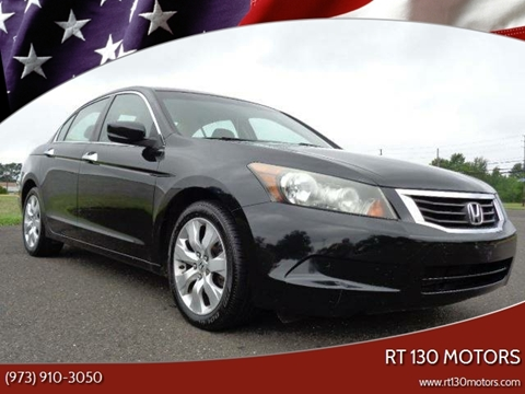 2009 Honda Accord for sale at RT 130 Motors in Burlington NJ