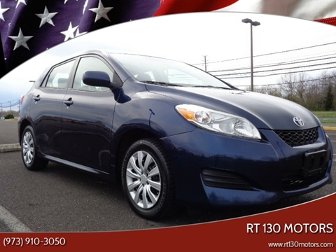 2013 toyota matrix awd review