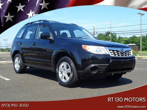 2012 Subaru Forester for sale in Burlington, NJ